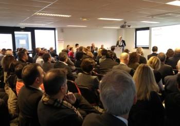 Conférence usine du futur à l'ECAM Strasbourg